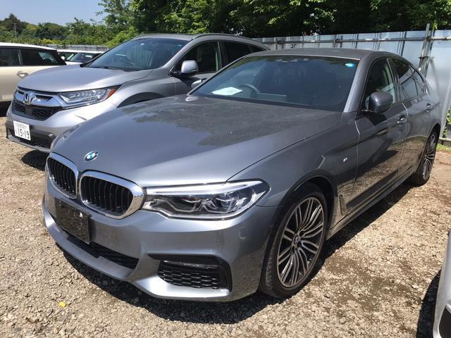 Photo of BMW 5 SERIES 540i M-SPORTS / used BMW