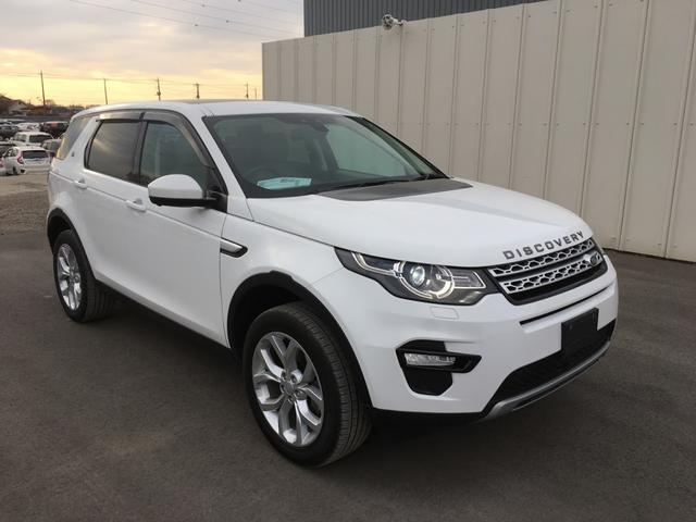 Photo of LAND_ROVER DISCOVERY SPORT HSE / used LAND_ROVER