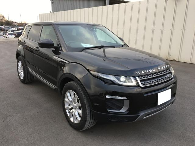Photo of LAND_ROVER RANGE ROVER EVOQUE SE / used LAND_ROVER