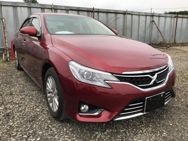 Photo of TOYOTA MARK X PREMIUM / used TOYOTA