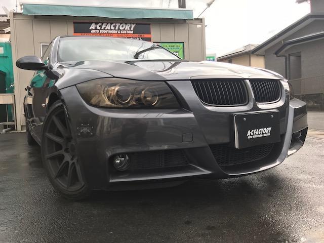BMW 3シリーズ 320i Mスポーツ HDDナビ SR バック...
