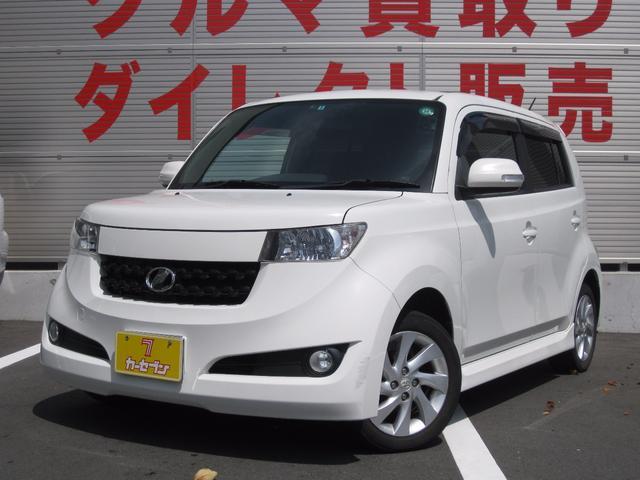 トヨタ S エアロパッケージ 純正SDナビ ワンセグ
