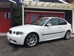 BMW318ti Mスポーツ フルセグDVDナビ アルミ ETC