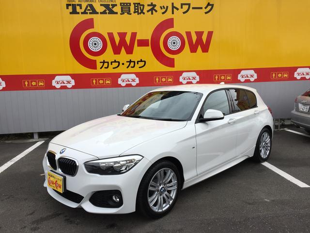BMW 1シリーズ 118d Mスポーツ (検31.7)