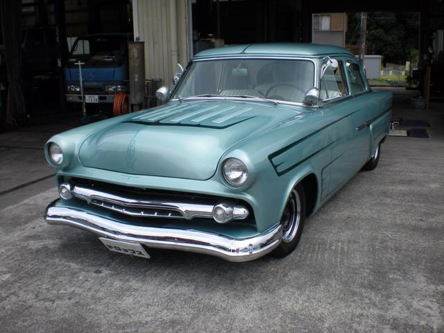 フォード カスタムライン 8ナンバー