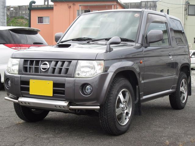 日産 RX バンパーガード4WDターボ・ナビ・ETC