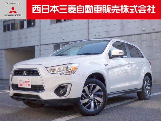 RVR(三菱)G 中古車画像