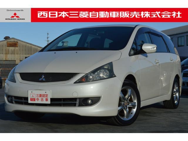 三菱 スポーツ-E HDDナビ ETC HIDライト スマートキー