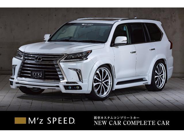 Lx >> Lexus Lx Lx570 New Car Pearl White 0 Km Details Japanese
