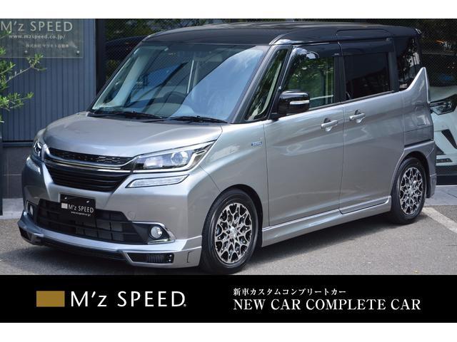 HV-SV ZEUS新車カスタムコンプリート ローダウン(1枚目)