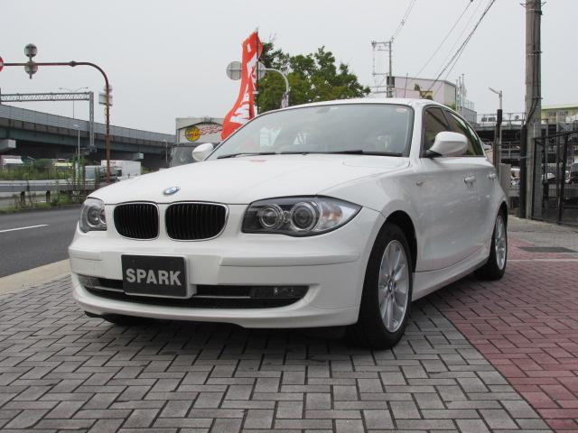 BMW 116iHDDナビ バックカメラ 地デジ HIDライト
