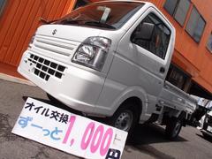 キャリイトラックKCエアコン・パワステ エアバック 2WD 5MT 未使用車