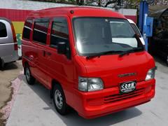 サンバーバン VB 移動販売車 衛生許可セット付き(スバル)