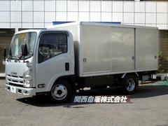 エルフトラックセミロングボトルカー 3t NOX適合
