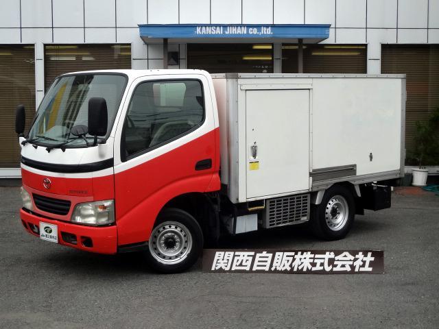 トヨタ 低温冷蔵冷凍車 1t NOX適合
