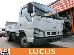 アトラストラックスーパーローDX パワーゲート ETC 積載2000kg