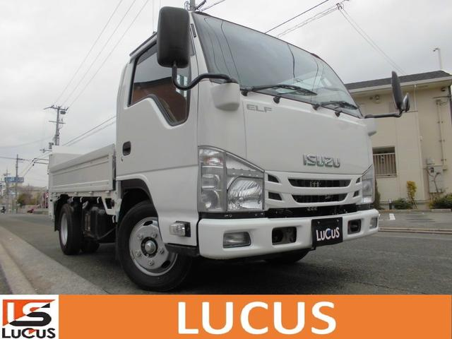 Photo of ISUZU ELF TRUCK FLATLOW / used ISUZU