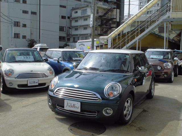 MINI MINI クーパー ETC (車検整備付)