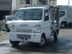 キャリイトラック 移動販売 5速 冷蔵冷凍(スズキ)
