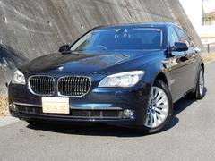 BMW750iコンフォートパッケージ サンルーフ 右H 1オーナー