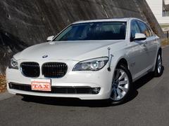 BMW740i プラスPKG サンルーフ 電動トランク 1オナ