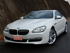 BMW640iグランクーペ グラスルーフ OP19AW 1オナ