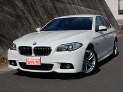BMW523dMスポーツ フル液晶メーター LDW ACC 1オナ