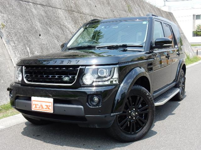 Photo of LAND_ROVER DISCOVERY SE BLACK EDITION / used LAND_ROVER