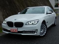 BMW750Li SR ACC 前後コンフォートシート 5年BSI