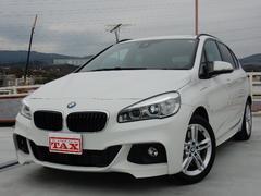BMW225xeAツアラーMスポーツ フルセグTV 1オナ
