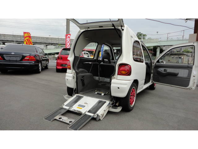 Mazda Autozam Carol 1995 White 69 000 Km Details