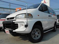 デリカスペースギアXR ハイルーフ  スーパーセレクト4WD 8シーター