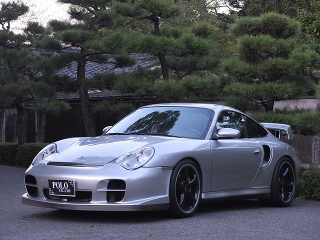 ポルシェ 911 ターボ TECH ART 550ps (検31.2)