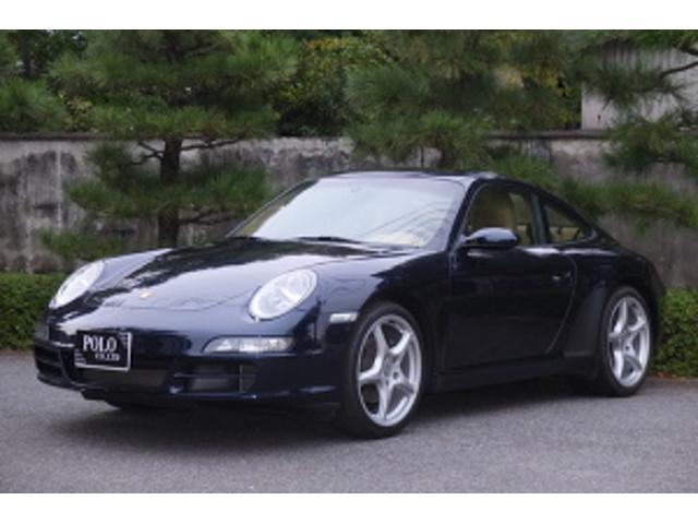 ポルシェ 911 911カレラ 屋内保管車両 アルカンターラ OP...