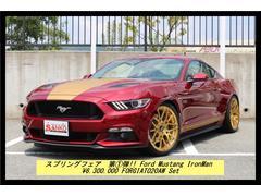 フォード マスタングIRONMANpkg/FORGIATO20AW/6MT/