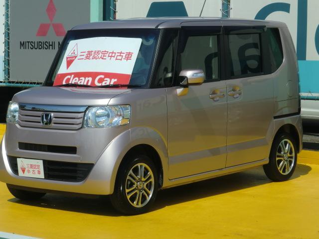 ホンダ N BOX G・Lパッケージ ワンオーナー車 (車検整備付)