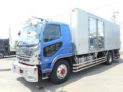 ファイター冷蔵冷凍車 積載6900kg 高床 Nox・PM適合 6速