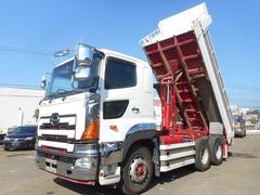 プロフィアダンプ 積載8300kg 新明和510 380ps リターダ