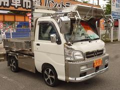 ハイゼットトラック 4WD ダンプ カスタム仕様 ナビ付 ETC付(ダイハツ)