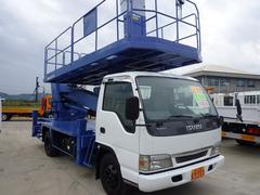 エルフトラックスカイデッキ タダノ14m フル装備