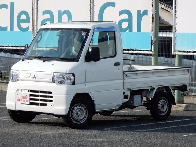 三菱 ミニキャブトラック Vタイプ パワステ エアコン ワンオーナ...
