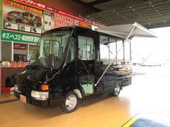 クイックデリバリー 移動販売車8ナンバー ラーメン屋さん厨房仕様 NOXPM適合(トヨタ)
