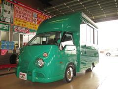 ボンゴトラック 移動販売車アーリールック全国保健所対応 ラーメン屋さん仕様(マツダ)