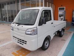 ハイゼットトラックスタンダード エアコン パワステ ラジオ 5MT
