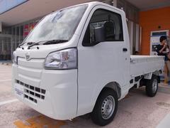 ハイゼットトラックスタンダード 4WD ラジオ付 エアコン パワステ