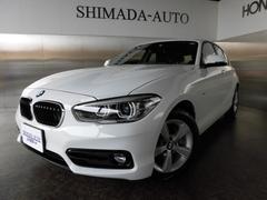 BMW118i スポーツ 純正ナビ Bカメラ インテリキー ETC