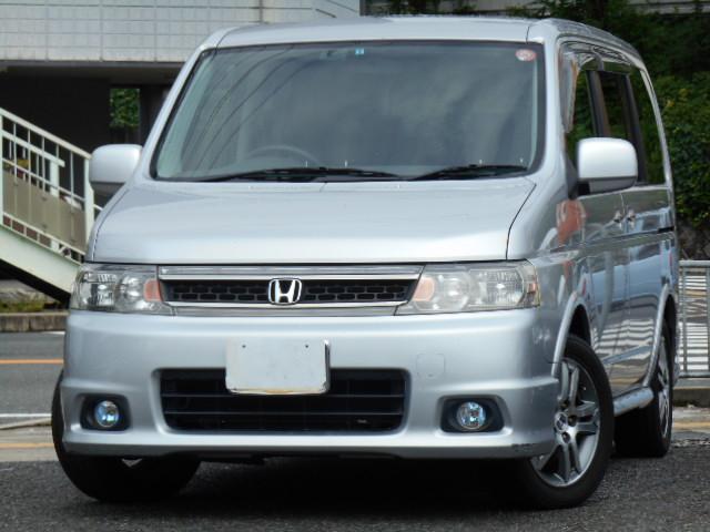 ホンダ ステップワゴン スパーダ24T Bモニタ付ナビ ETC キ...