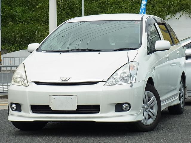 トヨタ G エアロ HDDナビ ETC Tチェーン