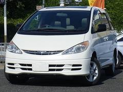 エスティマTG 4WD Bモニタ付ナビ 2MR キセノン 7人乗