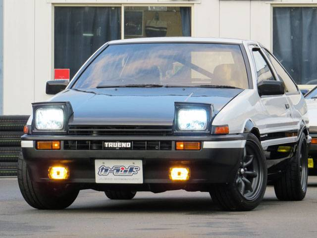 1983 TOYOTA SPRINTER TRUENO GT APEX - Kyoto, Japan
